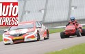 Honda mean mower vs BTCC car