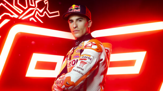 I piloti HRC Repsol Honda Marc Márquez e Pol Espargaró si preparano per la nuova stagione MotoGP powered by Yuasa
