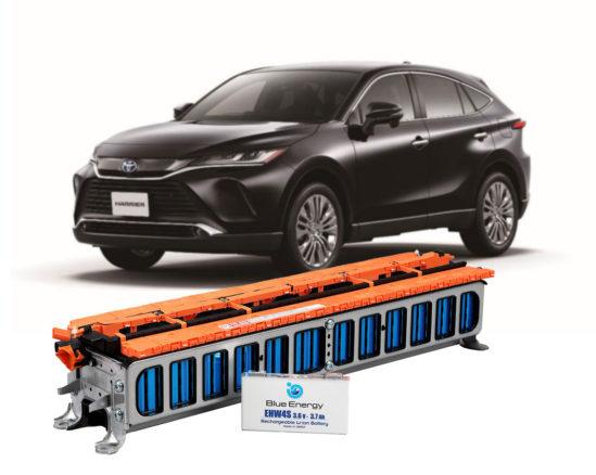 """GS Yuasa vince il suo primo """"Toyota Technology & Development Award"""" con la batteria per veicoli ibridi."""